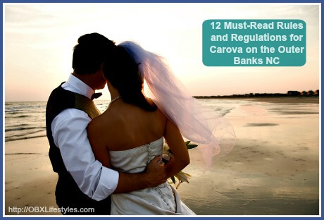 OBREC Carova Outer Banks must-read rules and regulations - weddings