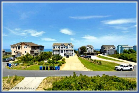 OBREC Carova Outer Banks what to do and where to stay - houses
