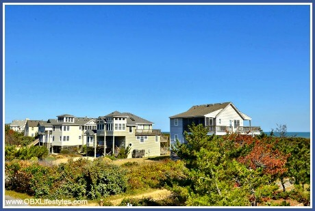 OBREC Duck Outer Banks where to stay - houses